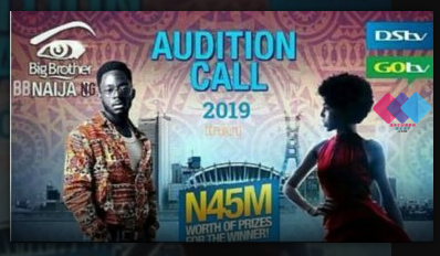 How To Register For Big Brother Naija 2019 Audition with Questions & Answers