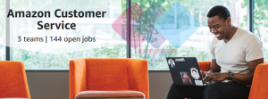 Amazon Customer Service Jobs - Apply Amazon Jobs & Work From Home