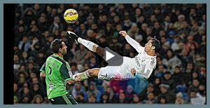 CR7 Top Goal - Cristiano Ronaldo Top 10 Unimaginable Goals (Video)