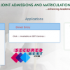 How To Change Phone Number/Email Address On JAMB Portal