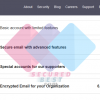 Best Secure Email Providers 2019