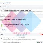 How to Change My Facebook Password Login