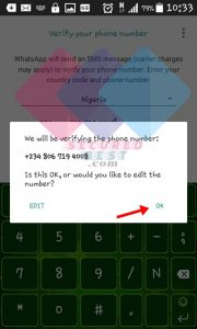 WhatsApp Sign In With Phone Number - WhatsApp Download