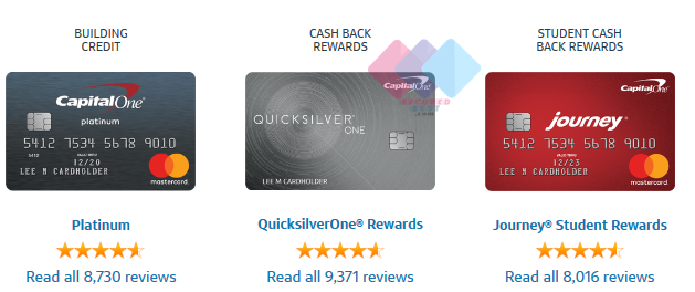 Capital One Business Credit Card