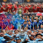 English Premier League Champions List Since 1992 & Top 4 finishes