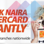 How To Get GTBank Naira MasterCard Instantly for Everyday Transactions