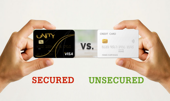 Unsecured Credit Cards vs Secured Credit Cards: 5 Things You Need to Know