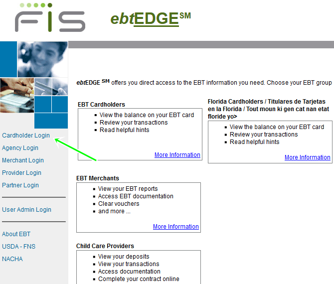 ebtEDGE Login Mobile from www.ebtEDGE.com To View EBT Account Balance