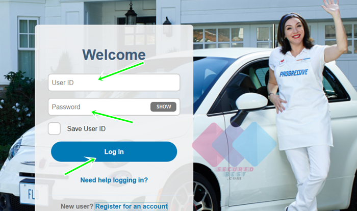 Progressive Car Insurance Payment Online, Mail & Phone - Bill Pay Login