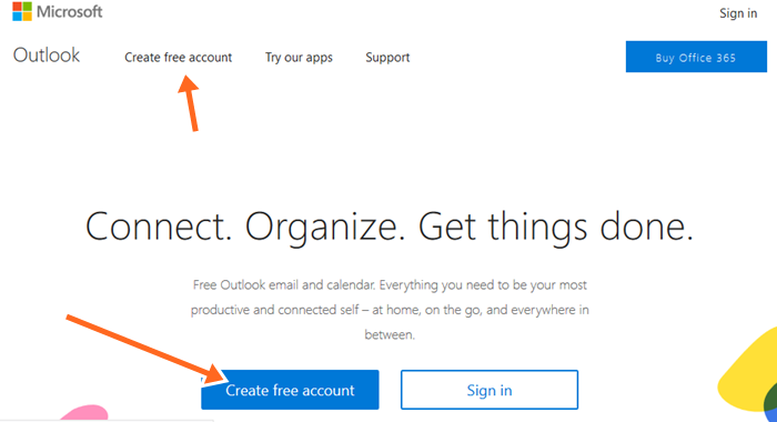 How To Sign Up Outlook Account: Outlook.com Registration