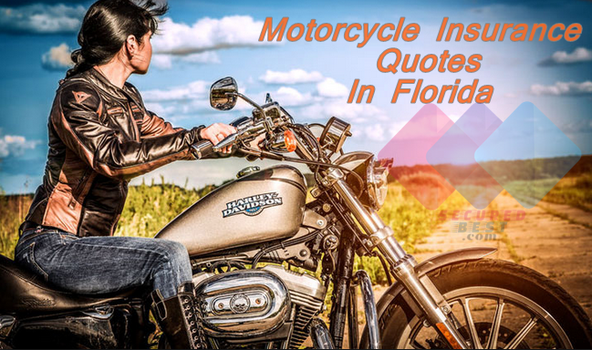 Motorcycle Insurance Quotes In Florida | Motorcycle Insurance Companies