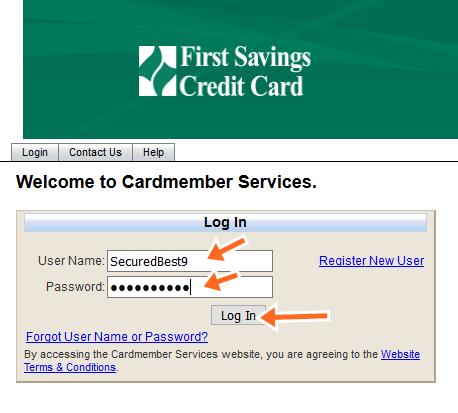 First Savings Credit Card Login Online, Bill Payment, Customer Service