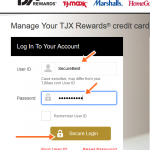 TJ Maxx Credit Card Payment of Bill Online, Login, Phone Number