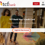 TCF Bank Credit Card Login, TCF Credit Card Application,