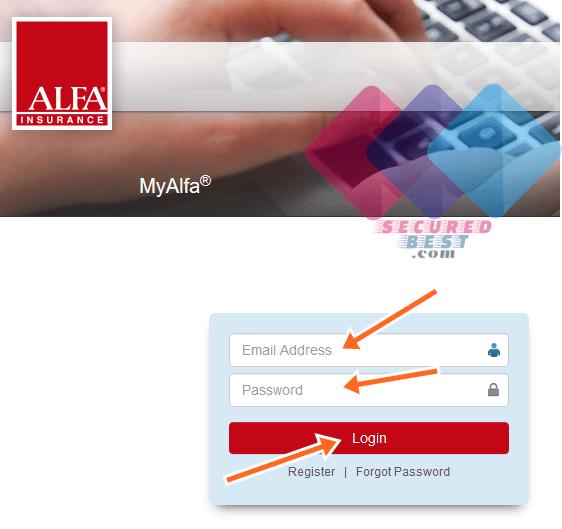 ALFA Auto Insurance Payment Login, Pay My ALFA Bill Online