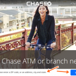 How To Search for Chase Bank Near Me and Chase ATM Near Me
