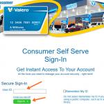 Valero Credit Card Payment, ccc.valero.com/creditcard Login, Customer Service