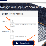 Gap Credit Card Payment Login at www.synchronicredit.com, Phone Number