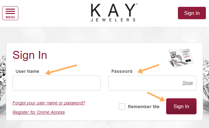 Kay Jewelers Credit Card Payment Phone Number, Pay Bill Online, Login