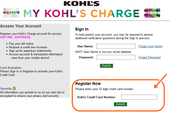 How To Apply for Online Kohl's Credit Card