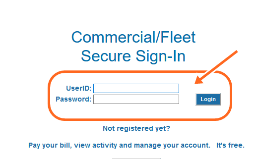 Valero Fleet Card Sign In To Pay My Bill Online