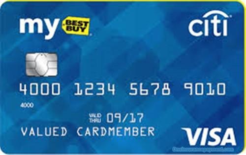 BestBuy Credit Card Application, Login - Best Card Online Payment