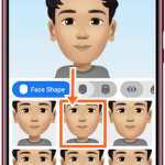 Make Facebook Avatar