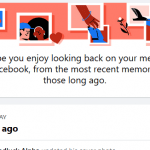 Share My Memory on Facebook