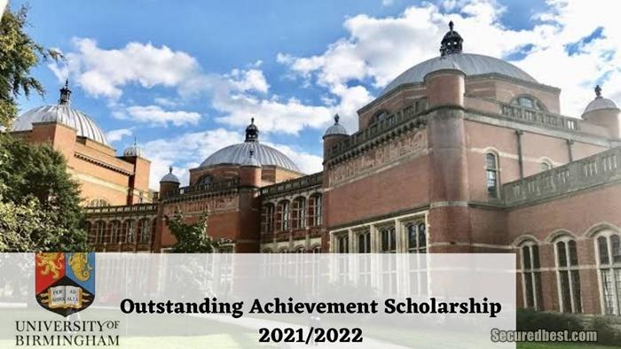 University Of Birmingham: Oman Outstanding Achievement Scholarships